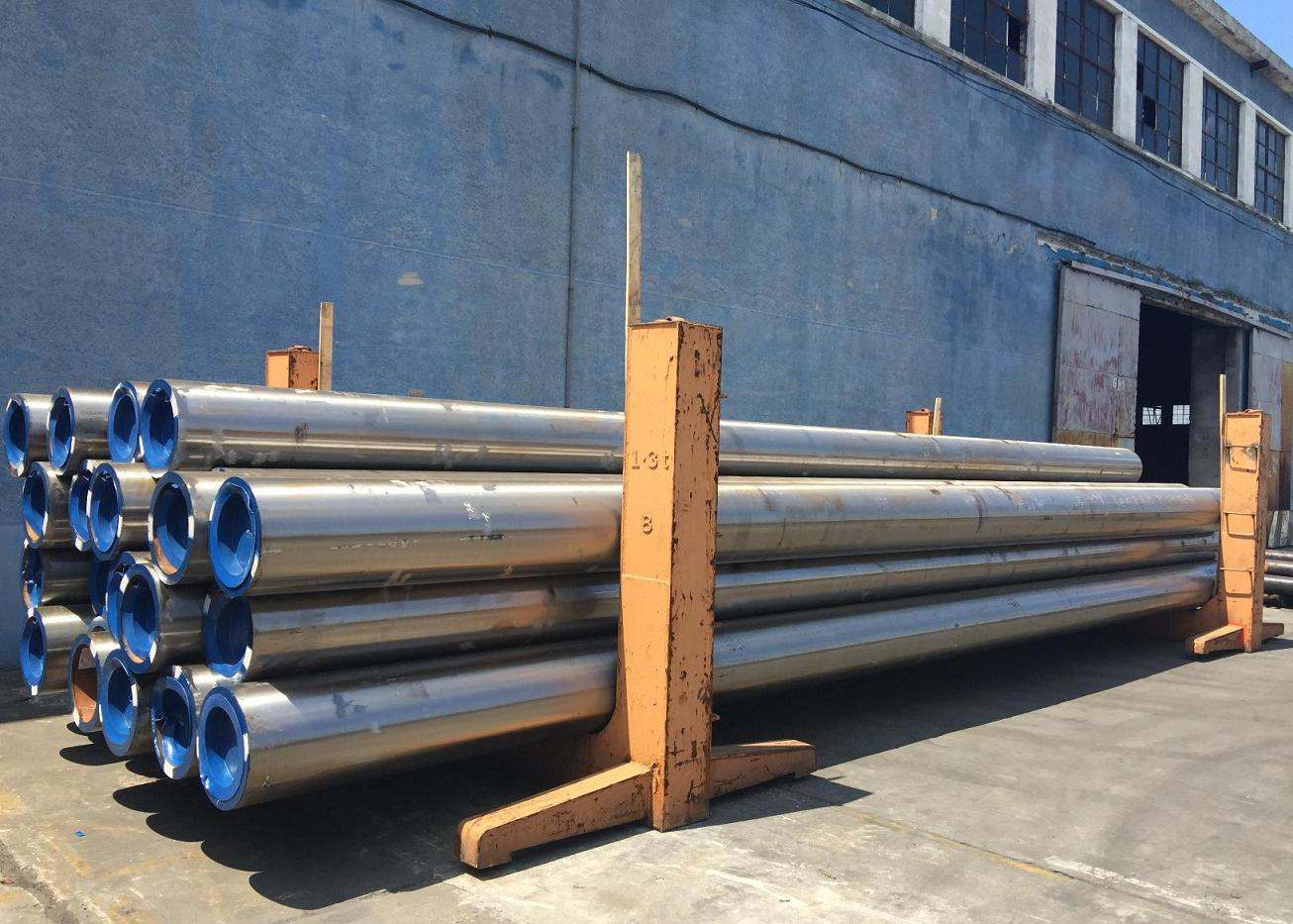Seamless Steel Pipe - XOOS- Home